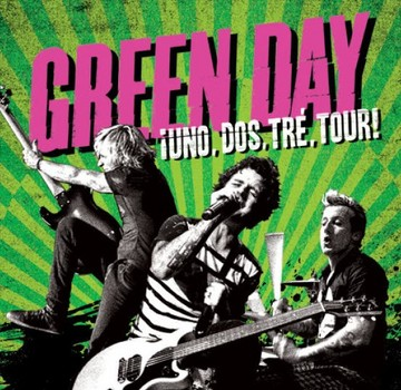 green day 2013 tour dates and re scheduled patriot center date kyle osborne 39 s. Black Bedroom Furniture Sets. Home Design Ideas