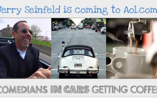Review: 'Comedians in Cars Getting Coffee.' Jerry Sienfeld's Web Series Is Must See Viewing