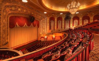 Venue In A Minute: A Quick Tour of The Warner Theatre in Washington DC