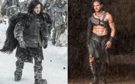 Interview: Kit Harington from 'Game of Thrones' and 'Pompeii'