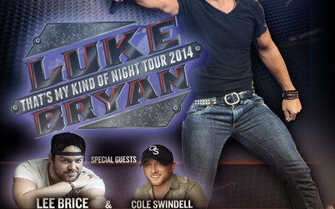 Luke Bryan To Play Two Consecutive Nights at Jiffy Lube Live. All 2014 Tour Dates and Tickets Here