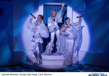 Day-of-Performance Lottery Details Announced For MAMMA MIA! at National Theatre