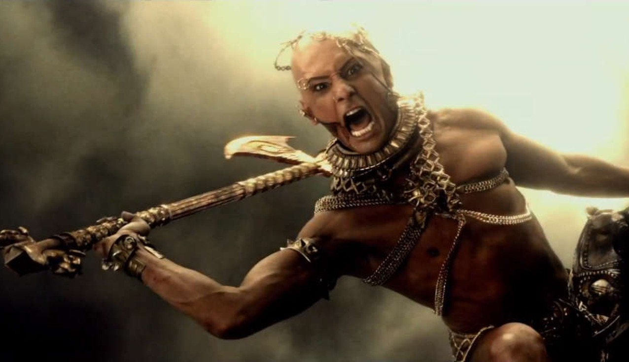 movie review 300 rise of an empire abssolutely
