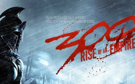Movie Review: '300: Rise of an Empire' ABS-solutely Beautiful Visuals