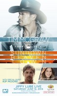 Tim McGraw at Jiffy Lube Live – Tickets and All 2014 Tour Dates Here