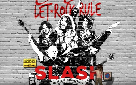 Aerosmith with Slash 'Let Rock Rule' All 2014 Tour Dates and Ticket Info Here