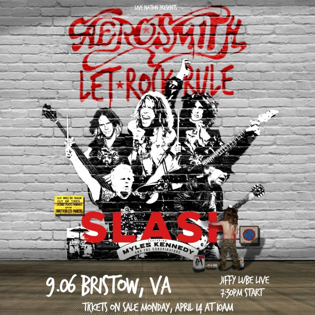 Aerosmith with slash let rock rule all 2014 tour dates and ticket