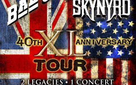 Bad Company and Lynyrd Skynyrd In Concert at Jiffy Lube Live. Ticket and Tour Info Here