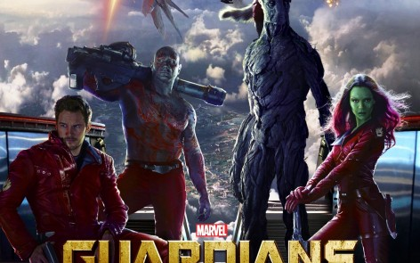 "Movie Review: ""Guardians of the Galaxy"" 3 1/2 out of 4 Stars"
