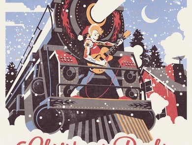 The Brian Setzer Orchestra 'Christmas Rocks Extravaganza' at Strathmore Hall. Ticket Links and Tour Dates Here