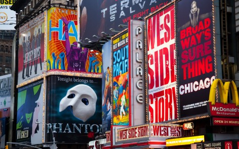 The History of Broadway on the Silver Screen
