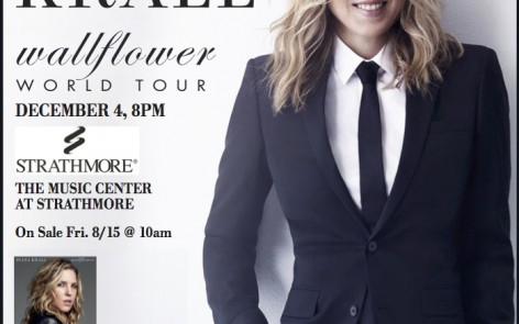 Diana Krall Wallflower World Tour Get Tour Dates and Ticket Links Here