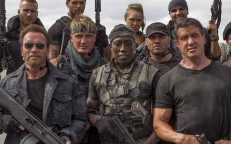 Movie Review: 'The Expendables 3′ Gets 2 out of 4 Stars