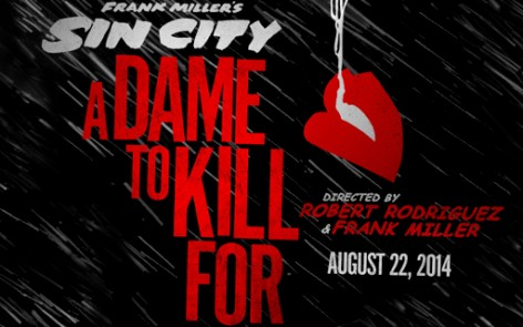 "Movie Review"" ""Sin City: A Dame To Kill For""  4 Out of 4 Stars"