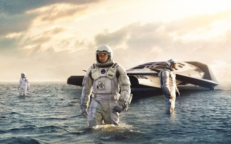 Movie Review: 'Interstellar' 2 out of 4 Stars