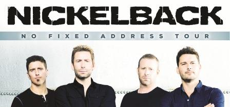 Nickelback Announce 61 City Tour for 2015. All Tour Dates and Ticket Info Here