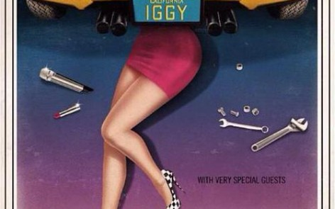 Iggy Azalea Announces The Great Escape Tour 2015. All Tour Dates and Ticket Info Here