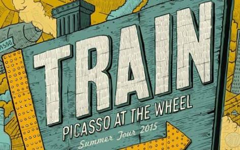 TRAIN with The Fray and Matt Nathanson All 2015 Tour Dates and Tickets Here