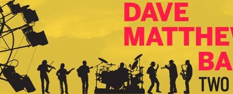 Dave Matthews Band 2015 Tour Dates and Ticket Info Here #DMB2SETS