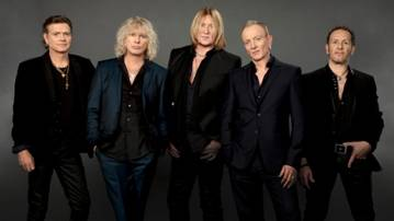 Def Leppard Announce Summer Tour with Styx and Tesla. All Tour Dates and Ticket Info Here