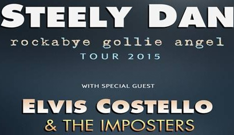 Steely Dan Summer Tour with Special Guest Elvis Costello. All Tour Dates and Ticket Info Here