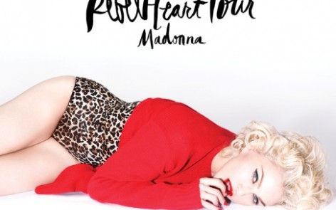 Madonna – Rebel Heart Tour – All Tour Dates and Ticket Sales Info Here