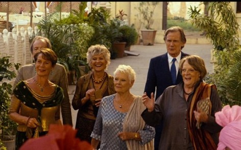Movie Review: 'The Second Best Exotic Marigold Hotel': A Warm Visit With Old Friends