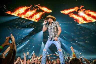 Jason Aldean 'Burn It Down' Tour – All Ticket Sales Info and Tour Dates Here