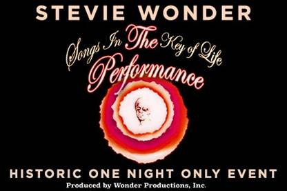 JUST ANNOUNCED: Brand New Fall Tour Dates for Stevie Wonder Songs in the Key of Life