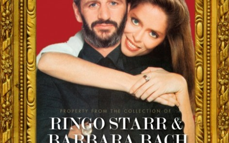 Ringo Starr and Barbara Bach To Auction Many Personal Items. Bidding Info Here