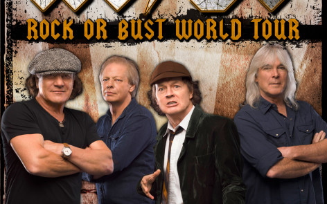 AC/DC Tickets and Tour Dates for 2016