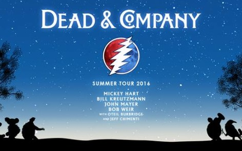 Dead & Company Summer Tour 2016 All Tour Dates and Ticket Info Here
