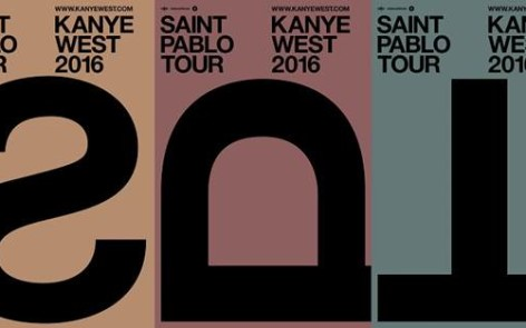 Kanye West The Saint Pablo Tour. All Dates and Ticket Info Here